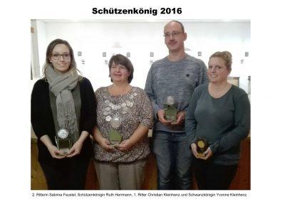 1610_Schützenkönig_Aushang